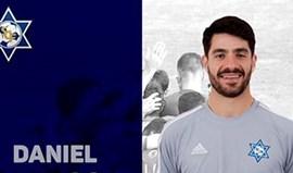 Daniel Barbosa substitui Ricardo Chéu