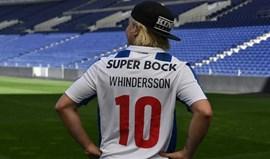 Youtuber brasileiro recebeu camisola do FC Porto e agora... quer uma do Benfica