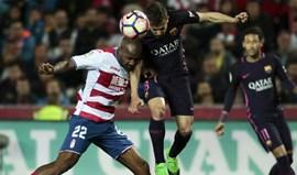 PSG 'ataca' esquerdino do Barcelona que foi apontado ao Manchester United