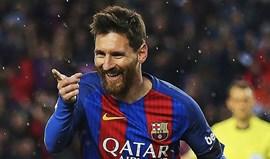 Médico italiano explica como resolveu problema de vómitos de Messi