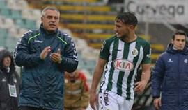 Couceiro prevê grande futuro para João Carvalho
