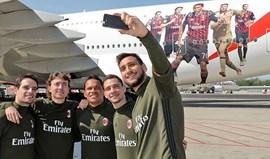 Estrelas do AC Milan surpreendem