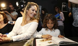 Kátia Aveiro lança livro de receitas: «O segredo é fazer tudo com amor»