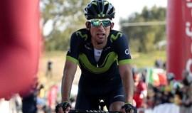 Nelson Oliveira: «Objetivo é chegar a Roubaix são e salvo»