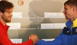 Portugal atinge 'playoff' de acesso ao Grupo Mundial da Taça Davis