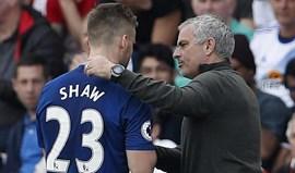 José Mourinho: «Sentiu-se o negativismo à volta do Sunderland»