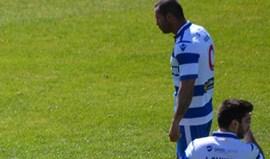 Canelas perde no regresso aos jogos depois da agressão ao árbitro