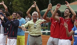 Taça Davis: José Vilela deseja Suíça sem Federer e Wawrinka no playoff