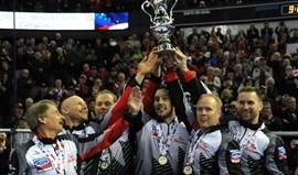 Curling: Canadá campeão mundial pela 36.ª vez