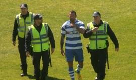 Canelas: Marco Gonçalves com processo disciplinar e suspensão preventiva