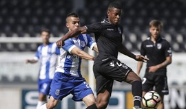 V. Guimarães B-Vizela, 2-0: Vitorianos ascendem ao 7.º posto