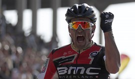 Greg Van Avermaet é o novo líder do ranking UCI