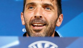 Buffon: «Uma equipa que joga com o trio MSN tem uma força devastadora»