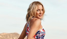 Kate Hudson incentiva o desporto