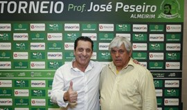 Torneio José Peseiro: Manuel Fernandes dá emoção à apresentação
