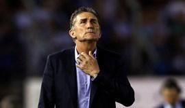 Edgardo Bauza já não é selecionador da Argentina