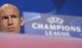 Arjen Robben garante que goleada de 2014 está esquecida