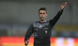 Benfica sem árbitro internacional