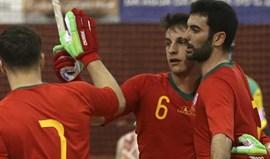 Portugal entra com goleada frente ao Chile no Torneio de Montreux