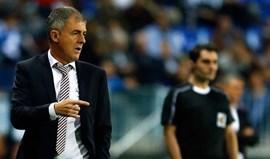 Lucas Alcaraz é o novo selecionador da Argélia
