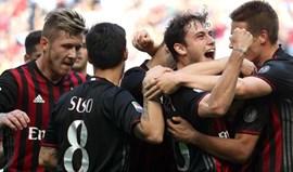 AC Milan vendido a grupo de empresário chinês por 740 milhões de euros