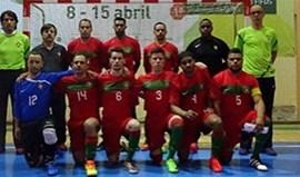 Seleção Nacional para pessoas com deficiência intelectual na final do Mundial