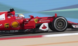GP Bahrain: Vettel domina nos primeiros treinos livres