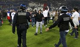 Besiktas refuta responsabilidade e diz que Lyon deve ser sancionado