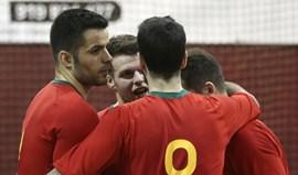Torneio de Montreux: Portugal vence Espanha