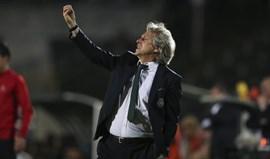 Jesus: «No dia em que o Sporting for campeão Portugal vai parar»