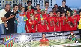 Damaiense Páscoa Cup: Craques ensinam talentos do futuro