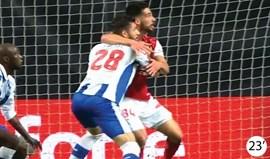 Os casos do Sp. Braga-FC Porto: «Arbitragem desastrosa»