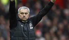 José Mourinho: «Não podemos desistir já da Premier League»