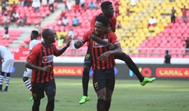 1.º de Agosto assume liderança do Girabola
