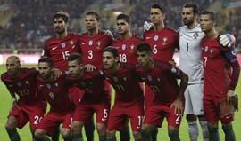 Portugal defronta Chipre no Estoril