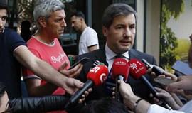 Bruno de Carvalho: «Que dê corda aos sapatos para resolver a questão do cigarro eletrónico»