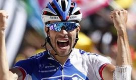 Pinot é o novo líder da Volta aos Alpes