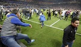 Lyon e Besiktas punidos com exclusão das provas europeias, mas com pena suspensa