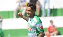 Sp. Covilhã-Ac. Viseu, 2-1: Serranos deixam rival ainda mais aflito