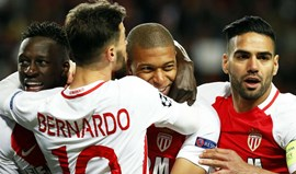 Monaco-Borussia Dortmund, 3-1