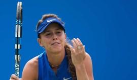 Michelle de Brito quer chegar ao qualifying de Roland Garros