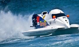 Mundial de F1 de motonáutica: Treinos adiados em Portimão devido ao vento forte