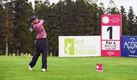 Açores Ladies Open: Susana Ribeiro fez história