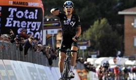 Geraint Thomas segura triunfo final na Volta aos Alpes