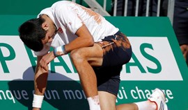 Djokovic sofre derrota surpreendente em Monte Carlo