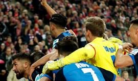 Hoffenheim salva 1 ponto na visita a Colónia