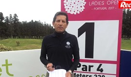 O resumo da primeira jornada do Açores Ladies Open
