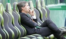 Bruno de Carvalho vai estrear a cadeira do presidente