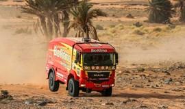 Elisabete Jacinto no Morocco Desert Challenge: Impressionada... contente, feliz e maravilhada. Leve como um passarinho