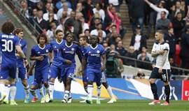Chelsea supera Tottenham e garante final da Taça de Inglaterra
